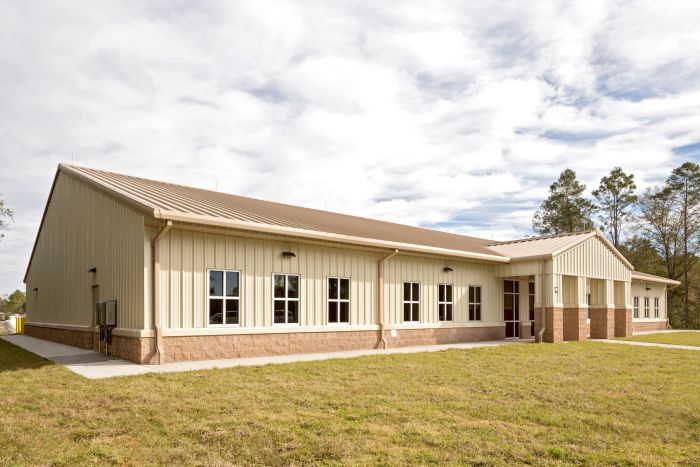 EOD Armory, Camp Blanding Joint Training Center